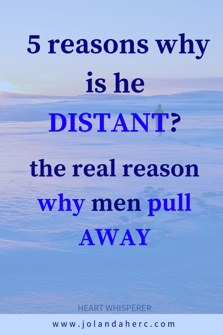 why husbands pull away