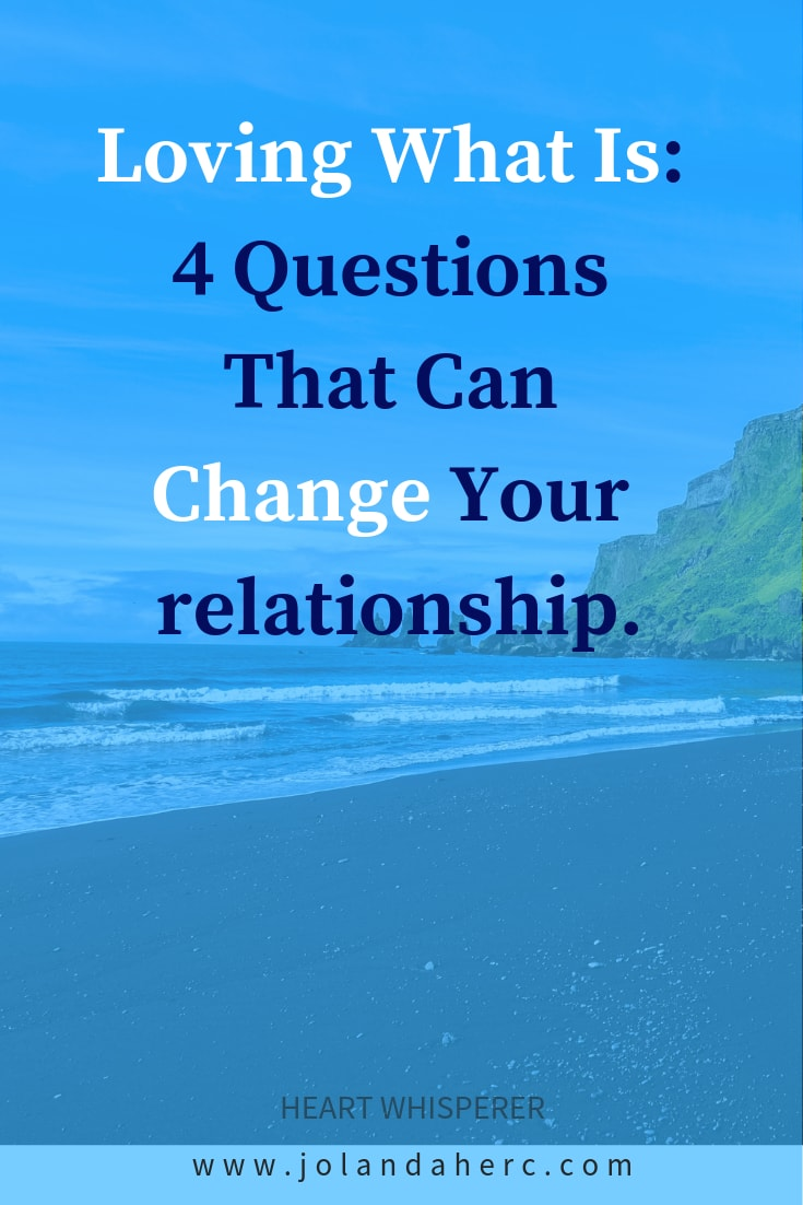 loving-what-is-four-questions