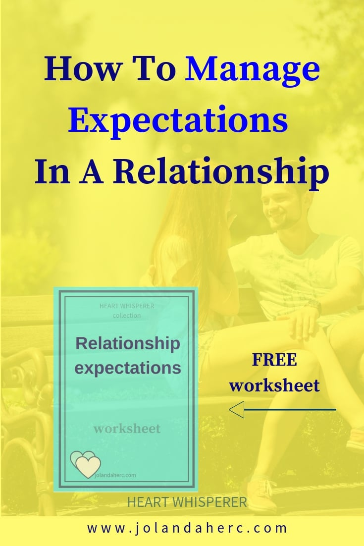 relationship-expectations-worksheet