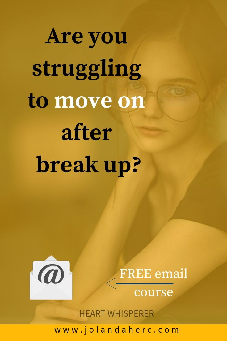 Breakup Advice Moving On